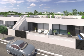 New Build - Terraced house - Pilar de la Horadada
