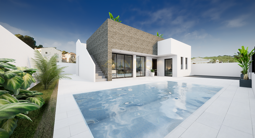 New Build - Villa - Pinar de Campoverde