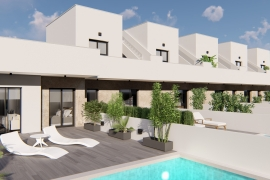 New Build - Town house on 2 levels  - Pilar de la Horadada