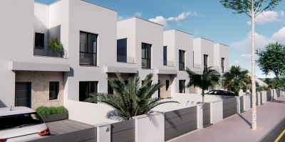 Town house on 2 levels  - New Build - Pilar de la Horadada - Pilar de la Horadada