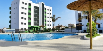 Apartment/Flat - New Build - Pilar de la Horadada - Mil Palmeras