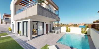 NEW BUILD - Sale - Los Montesinos - Los Montesinos